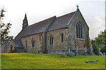 SO6387 : All Saints' church, Neenton by Philip Pankhurst