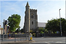 TQ2804 : Church of St Andrew, Hove by N Chadwick
