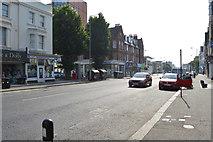 TQ2804 : Church Rd by N Chadwick