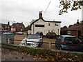 TM4160 : The Old Chequers Inn Public House by Geographer