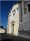 J3652 : The main door of St Patrick's Catholic Church by Eric Jones