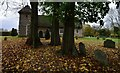 TM1072 : Thornham Parva: St. Mary's Church southern aspect by Michael Garlick