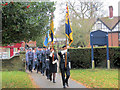 SP9211 : The Remembrance Day Procession at Tring (5) by Chris Reynolds