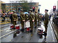 H4572 : Remembrance Sunday, Omagh by Kenneth  Allen