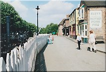 SJ6903 : Blists Hill Victorian Village by Richard Sutcliffe