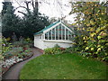 SK5980 : Greenhouse, Mr Straw's House, Worksop by Humphrey Bolton