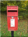 TL1311 : Beeson End Lane Postbox by Adrian Cable