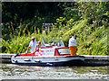 TG3115 : Ice Cream Boat, River Bure by David Dixon