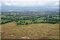 SO9418 : Top of the escarpment on Leckhampton Hill by Bill Boaden