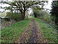 TQ1689 : The trackbed of the former Harrow & Stanmore Railway by Marathon