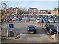 SJ4066 : Linenhall Public Car Park, Chester by Jeff Buck