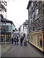 SD4096 : Ash Street, Bowness-on-Windermere by Malc McDonald