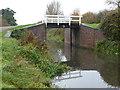 ST2825 : Bridgwater & Taunton Canal - Bridge No. 25 by Chris Allen