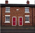 SJ7507 : Victorian houses, Aston Street, Shifnal by Jaggery