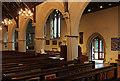 TQ0891 : Holy Trinity, Northwood - South arcade by John Salmon