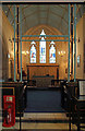 TQ0891 : Holy Trinity, Northwood - South chapel by John Salmon