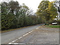 TM0532 : B1029 Shoebridge's Hill, Dedham by Adrian Cable