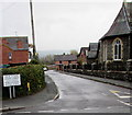 SO0391 : Chapel Street, Caersws by Jaggery