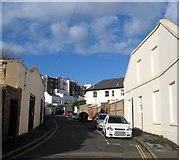 TQ3303 : Arundel Place, Kemp Town, Brighton by Simon Carey