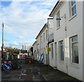 TQ3303 : Eastern Place, Kemp Town, Brighton by Simon Carey