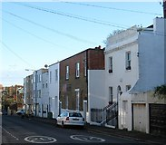 TQ3303 : 34-42, Bristol Gardens, Kemp Town, Brighton by Simon Carey