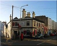TQ3303 : The Rock, Rock Street, Kemp Town, Brighton by Simon Carey