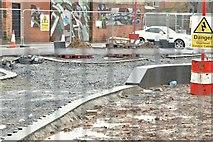 J3674 : The CS Lewis Civic Square, Belfast - November 2015(2) by Albert Bridge