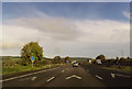 ST3756 : M5 motorway in North Somerset by John Firth