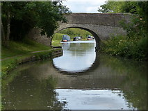SP7155 : Turnover Bridge No 47 by Mat Fascione