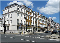 TQ2879 : 1-31 Eaton Place by Stephen Richards