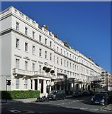 TQ2879 : 45-69 Eaton Place by Stephen Richards