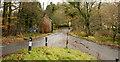 NZ0931 : Road junction at Bedburn by Trevor Littlewood