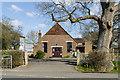 TQ2147 : Leigh Village Hall by Ian Capper