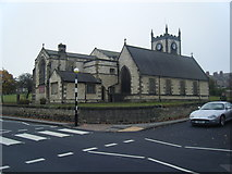 NZ4249 : Seaham Parish Church, St John the Evangelist by Colin Pyle