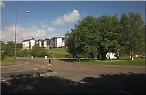 SX9066 : Roundabout, Barton by Derek Harper