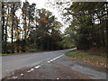 TG2119 : A140 Cromer Road, Waterloo by Adrian Cable