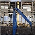 NT3975 : Demolition, Cockenzie power station by Richard Webb
