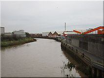 TA1031 : The River Hull by Jonathan Thacker
