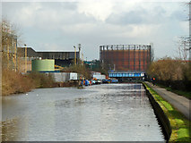 TQ2282 : Grand Union Canal, Paddington Branch by Robin Webster