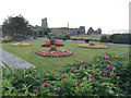 SN5881 : The Castle Grounds and the Castle ruins, Aberystwyth by Robin Stott