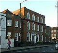TL1407 : Ivy House, 107 St Peter's Street by Alan Murray-Rust