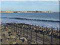 NZ5132 : Ramp down to the beach near Newburn Bridge by Oliver Dixon