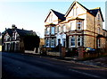 ST3087 : Late Victorian houses, Caerau Road, Newport by Jaggery