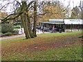 TQ3470 : Park Cafe by Gordon Griffiths