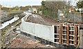 J3674 : Connswater path works, Belfast - November 2015(8) by Albert Bridge