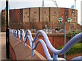 NZ2764 : Byker Wall by Andrew Curtis