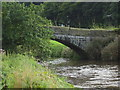 SD6226 : Stone Bridge over River Darwen in Hoghton Bottoms by Adam C Snape