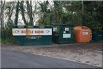 SY9287 : Recycling facility by Bob Harvey