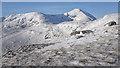 NN4522 : On the southeastern ridge of Meall na Dige looking towards Stob Binnein by Doug Lee