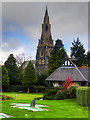 NY3704 : Ambleside, The Parish Church of St Mary The Virgin by David Dixon